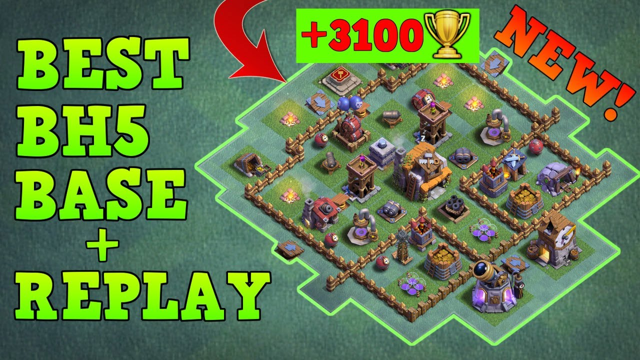 Coc Versus Battle Base Th 5 6
