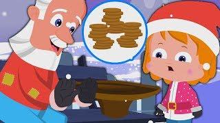 Noël arrive | Noëls pour les enfants | joyeux Noël | Kids Xmas Videos | Christmas Is Coming