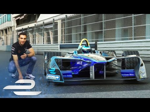 How To Go Fast Around Monaco - Formula E