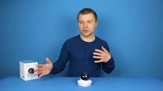 Поворотная камера видеонаблюдения A15(, 2017-05-12T08:44:40.000Z)