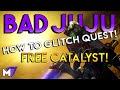 BAD JUJU & TRIBUTE HALL GLITCH! | Free Catalyst, FASTEST FARM | No RESOURCES or TRIBUTES! INSANE!