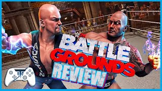 WWE Battlegrounds Review - Let Me Ask You Something Brotha! (Video Game Video Review)