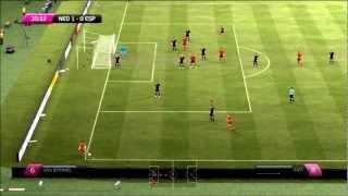 UEFA Euro 2012 Gameplay