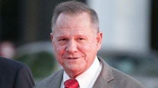 Roy Moore slams Washington Post report as 'fake news'