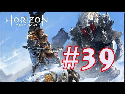 Horizon: Zero Dawn campaña PS4 español parte#39😄🙌