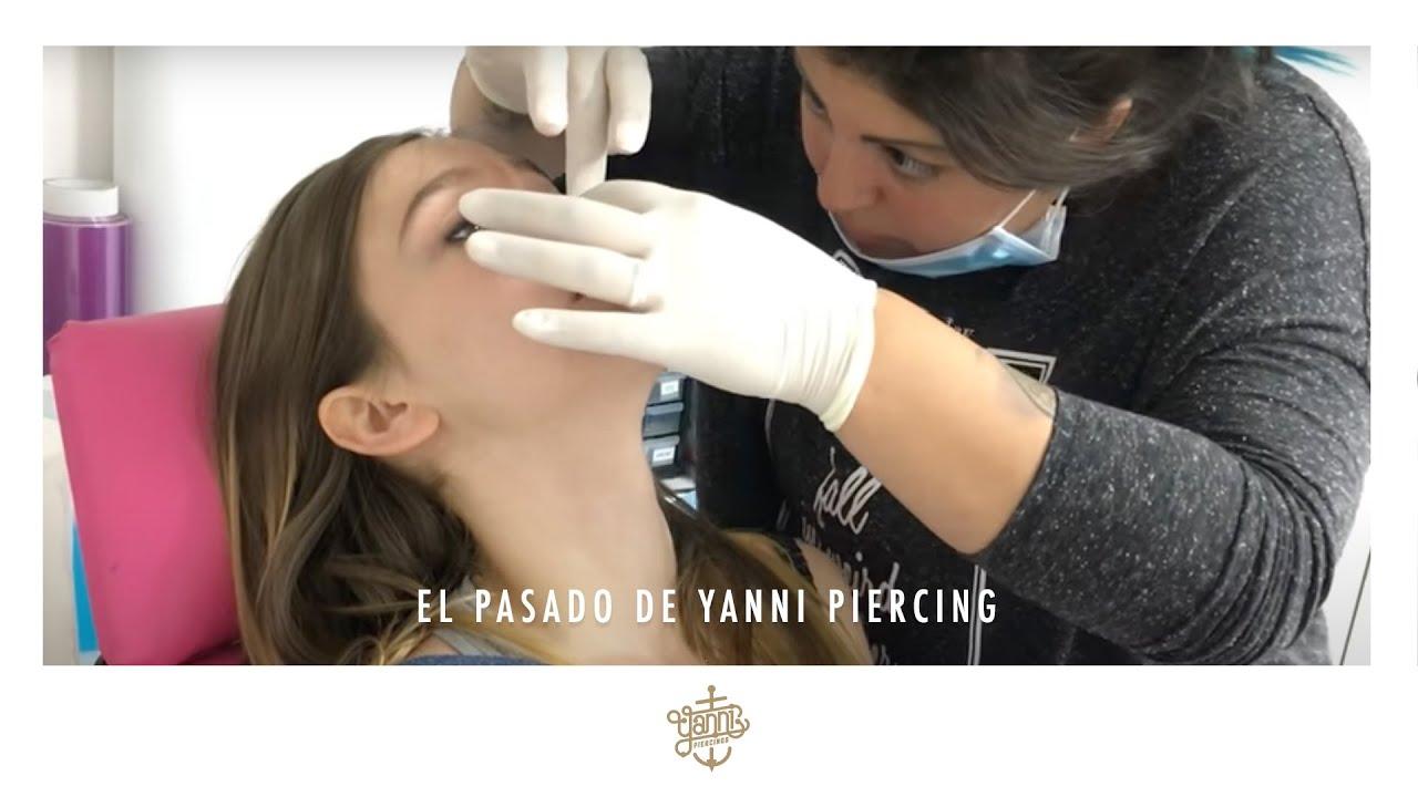 Como Cambiarme El Septum Yanni Piercing Youtube