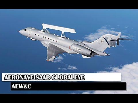 Aeronave SAAB GlobalEye AEW&C