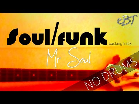 Soul/Funk Backing Track in Ab Major | 90 bpm [NO DRUMS]