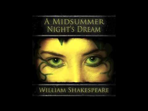 A Midsummer Night's Dream (Unabridged Audio Production)