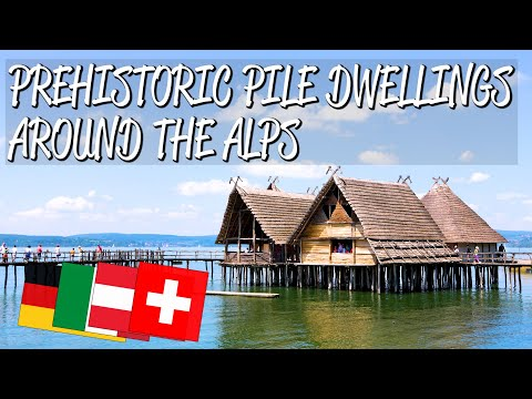Prehistoric Pile Dwellings Around the Alps - UNESCO World Heritage Site