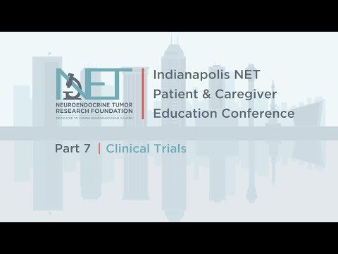 07  NET Clinical Trials Update; Allan Espinosa, MD,  and Bhavana Konda, MD, Ohio State University