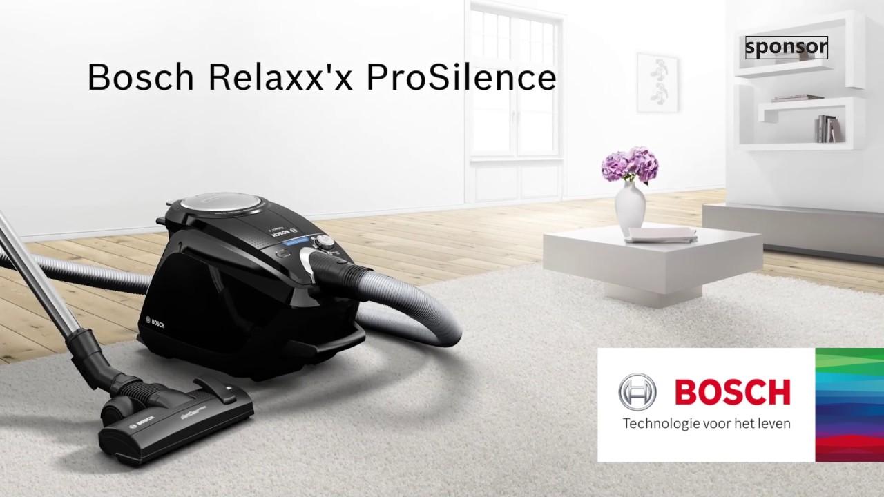 Bosch Relaxxx ProSilence   YouTube