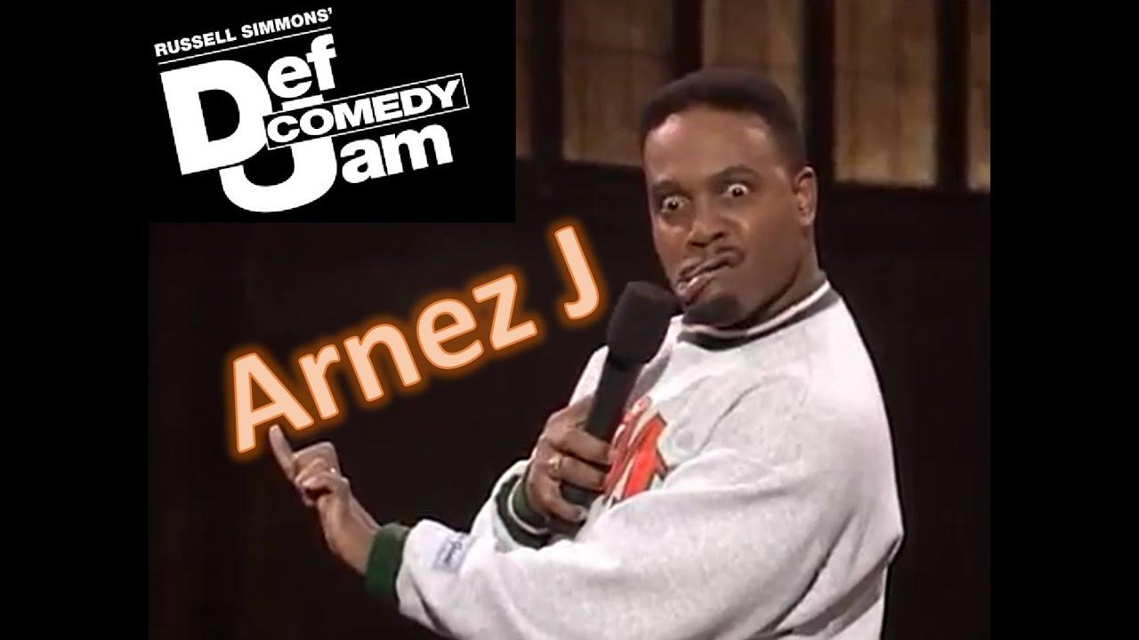 Arnez J - Def Comedy Jam