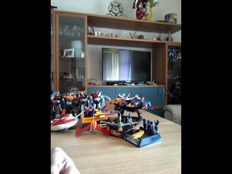 Z Mazinger evolution  toy dinamite action  , (limited ) .