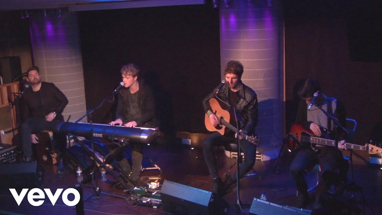 kodaline-the-one-live-from-the-hospital-club-kodalinevevo