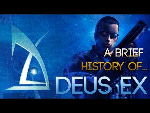 A Brief History of... Deus Ex