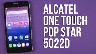 Розпакування Alcatel One Touch Pop Star 5022D White