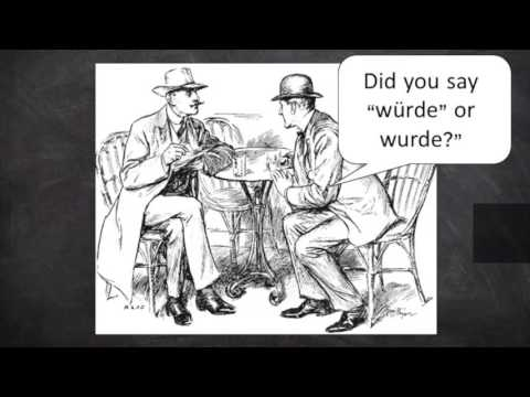 Würde vs Wurde - What's the difference?