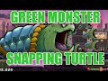 CRAZY GREEN SNAPPER MONSTER MOD   Octogeddon Modded   HE TURNED GREEN!