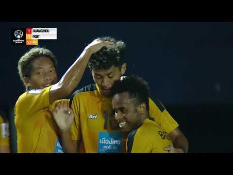 Guangzhou FC vs Port FC 9th July 2021