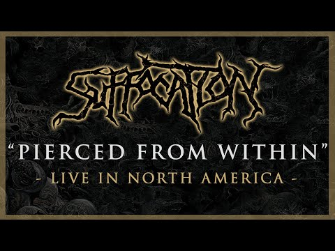 SUFFOCATION - Pierced From Within (OFFICIAL LIVE TRACK)