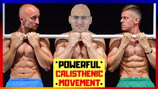 Calisthenic Movement's POWERFUL Fitness Message