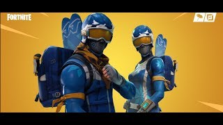 Fortnite Alpine Ace skins and Mogul Master Have returned!!!!