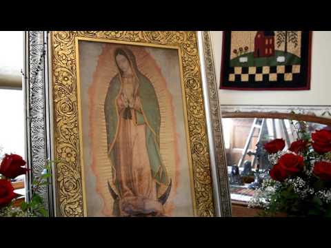 Our Lady of Guadalupe Traveling Shrine