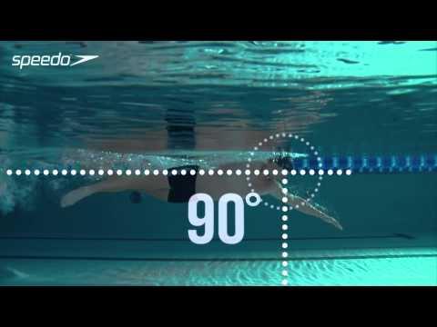 Freestyle Swimming Technique Body Positioning- Speedo
