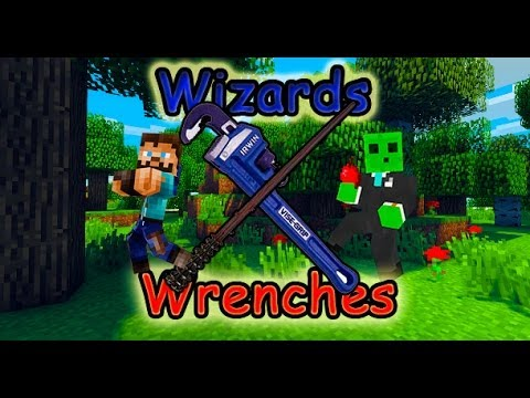 minecraft wizards-and-wrenches-s1e2 -dartcraft...go!!