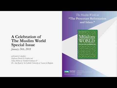 A Celebration of The Muslim World Special Issue - January 24th, 2018