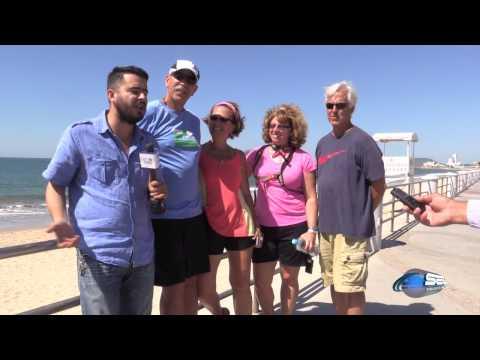Turistas Extranjeros Hacen de Mazatlán su Casa