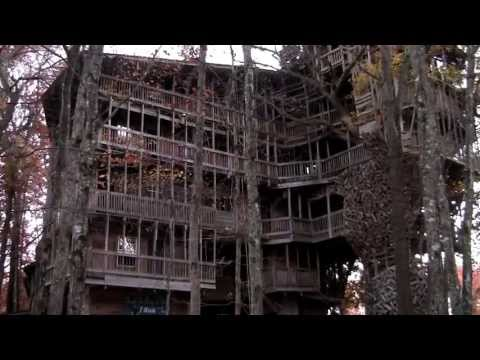 Worlds Largest Tree House Crossville, TN As Seen On ABC WKRN-TV Nashville, TN By Randy Rauch