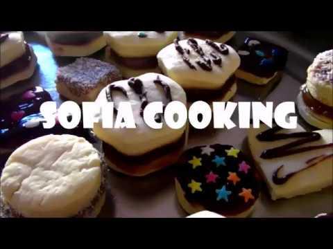 Alfajores con Sofia Cooking