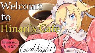 [LIVE] 【改めまして】第6回JDガチメイドがコーヒーを淹れる配信【夜のまったりcoffee break】