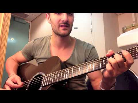 Lips Of An Angel  Hinder style chord TUTORIAL