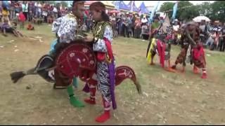 kuda kepangkuda lumpingjaranan perayaan hut ri ke 71
