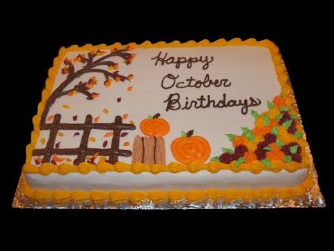 october birthday wishes youtube