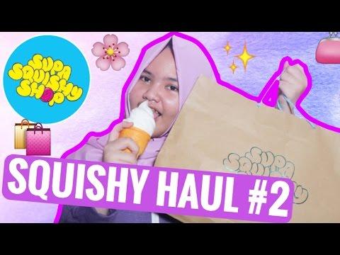 Squishy Ind : SUPA SQUISHY SHOP HAUL ! #CSQUL2 (indonesia) - YouTube