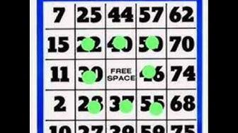 Fladungen | Bingo Spielanleitung | Weimarschmieden FLADUNGEN Rhön