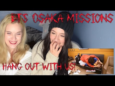Hang Out With Us!: BTS Osaka Missions