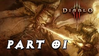 Diablo 3: Ultimate Evil Edition - Part 01 - Neu-Tristram (Deutsch / Xbox One)