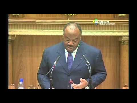 ÉDITION SPÉCIALE ALI BONGO AU PARLEMENT GABONAIS MERCREDI 12 SEPTEMBRE 2012