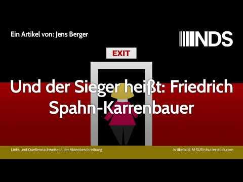Und der Sieger heißt: Friedrich Spahn-Karrenbauer | Jens Berger | NachDenkSeiten-Podcast