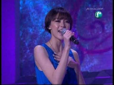 7 Nov 09 Olivia Ong on Singapore Hits Awards 2009.mpg