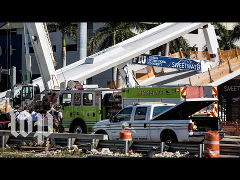 Lawsuit related to FIU bridge collapse is filed