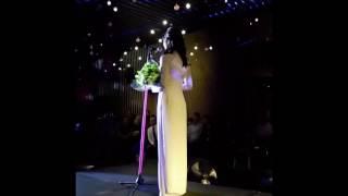 Clip trình diễn Miss nữ sinh Áo dài 2017-Trương Bửu Phấn