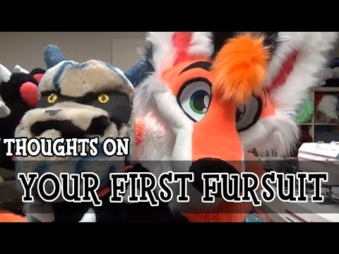 Thoughts On: Your First Fursuit