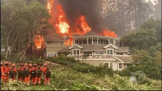 Glass Fire devastation will be 'new beginning' for famed Meadowood Resort, manager says