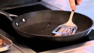 Spiced Pan-fried Mackerel With Tangy Potato Salad